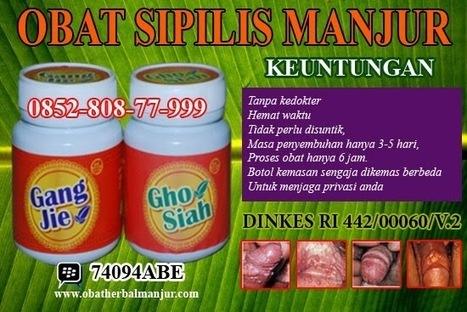 Obat Penyakit Sipilis ~ Obat Herpes | Obat Kutil Kelamin | Obat Sipilis | Obat Wasir | Obat Ambeien | pengobatan penyakit menular sexsual | Scoop.it