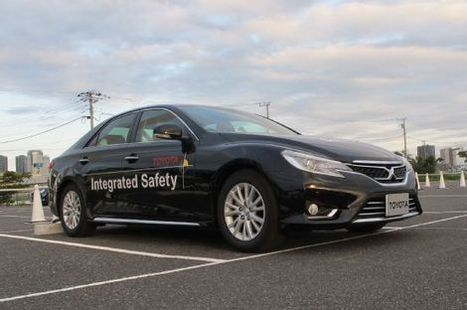 Beyond Hot Air: Driving Toyota's Hydrogen Car and Future Technology in Japan - automotive.com | car_cars | Scoop.it