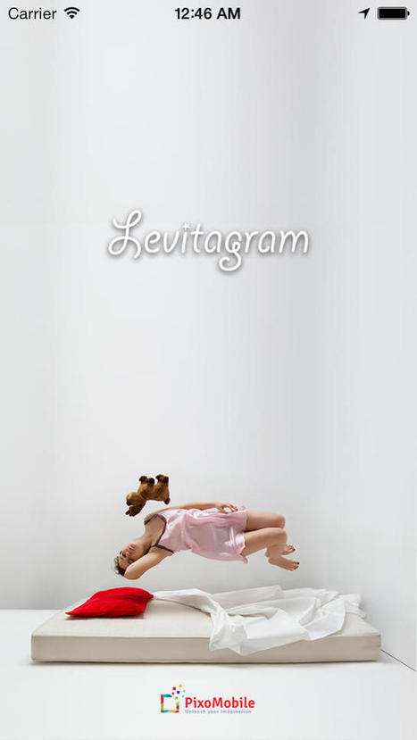 Levitagram - Levitation Photography for Dummies! (Photography) | Instagram Tips and Tricks | Scoop.it