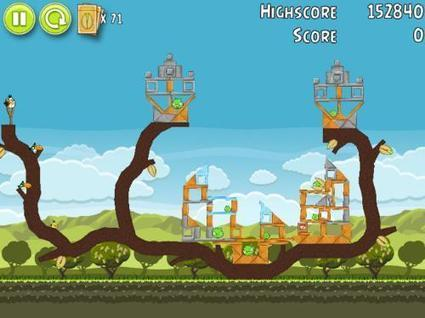 Angry Birds cracks into branded gaming | Transmedia and Tech Junior | Scoop.it