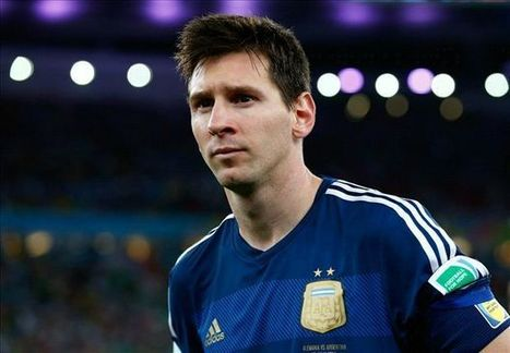 Maradona: Messi played better for me than Sabella - Goal.com | FC Barcelona | Scoop.it
