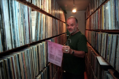 John Peel's Record Archive | Soundscape | Scoop.it