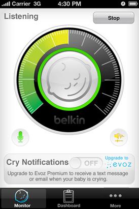 Belkin récompensé pour son WeMo Baby | Soho et e-House : Vie numérique familiale | Scoop.it