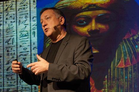 TEDxMoncloa 2012: ecología y evolución de las interfaces. | Investigación en Tecnología Educativa | Scoop.it