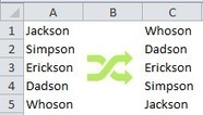 Reverse a List using Formulas [Using Excel INDEX() Formula]   Dicas de excel   Scoop.it