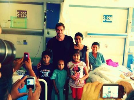 LOOK: What These Cancer Patients Taught William Levy | Middays with Becky Alignay | Scoop.it