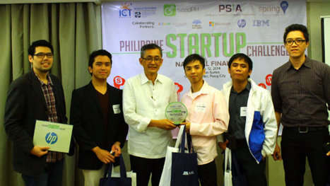 5 student tech startups win PH startup challenge finals | The future of work | Scoop.it
