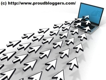 Top Ways To Drive Traffic to Your Blog | Proud Bloggers (Blogging Tips & Tricks) | Scoop.it