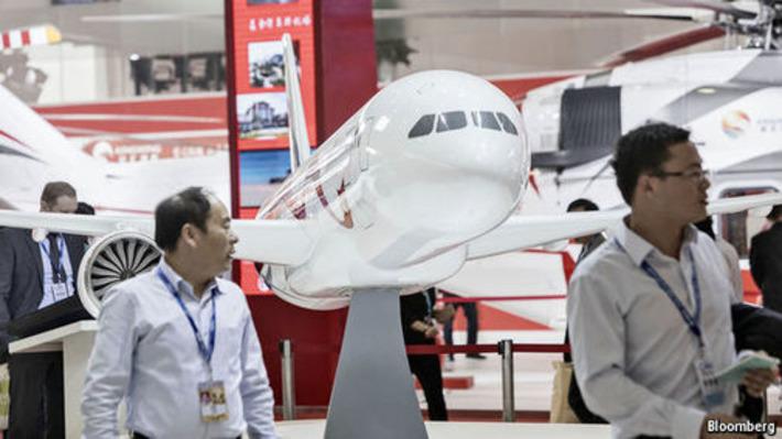 China's big aerospace ambitions   FUTURE of CHINA   Scoop.it