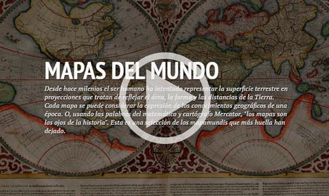 Los mapas del mundo - OpenMind | El rincón de mferna | Scoop.it