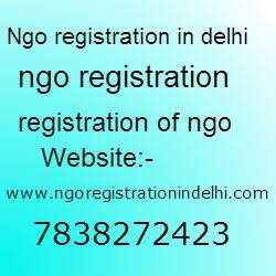Ngo Registartion | ngo registration in delhi | Scoop.it