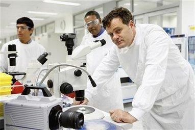 "Bioengineer developing needle-free ""nanopatch"" vaccines | NanoBioPharmaceuticals | Scoop.it"