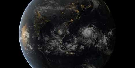 Terrifying Images Of The Record Typhoon Hitting The Philippines | Horn APHuG | Scoop.it