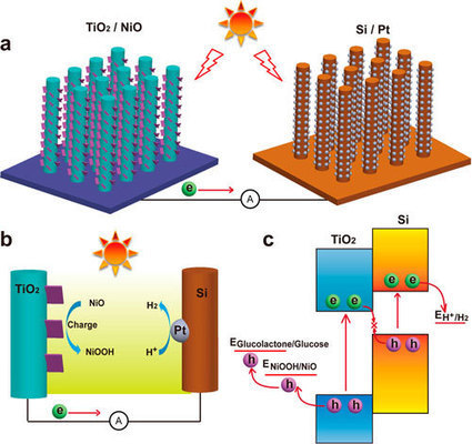 An integrated solar-powered energy conversion-storage-utilization system | Solar Science & Technology News | Scoop.it