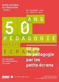 50 ans de pédagogie par les petits écrans - Réseau Canopé | CaféAnimé | Scoop.it