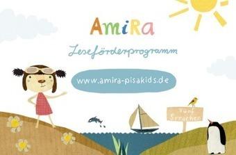 AMIRA - amira-lesen.de - Ein kostenloses Leseprogramm für Grundschüler in 7 Sprachen | Zentrale für Unterrichtsmedien im Internet e.V. (ZUM.de) | Moodle and Web 2.0 | Scoop.it