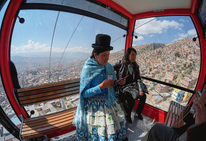 Quand la Bolivie découvre croissance et stabilité… | Chroniques boliviennes | Scoop.it