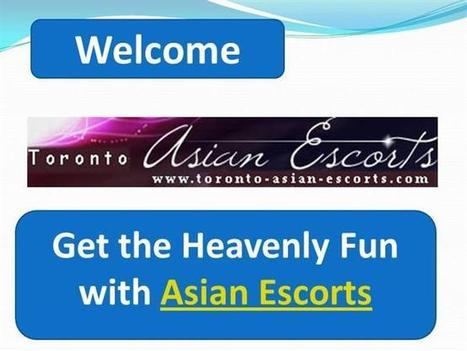 Enjoy with the Exquisite Asian Escorts | Asian escort | Scoop.it