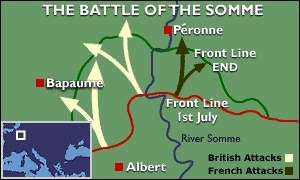 BBC NEWS | Special Report | 1998 | 10/98 | World War I | The Somme: Hell on earth | ww1 survivors | Scoop.it