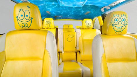 Let's Discuss The Nightmare That Is The SpongeBob Toyota - Jalopnik | Toyota | Scoop.it