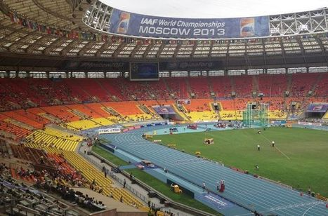 Présence sur Twitter des athlètes français qualifiés pour les mondiaux 2013   Le Sport Digital   Scoop.it