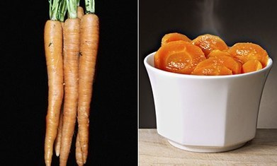Raw carrots good, cooked carrots bad: our fickle food tastes - The Guardian | Her majesty carrot | Scoop.it