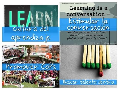 Nuevos Ecosistemas de Aprendizaje para la Formación de los Profesionales del s. XXI | Educación y TIC | Scoop.it