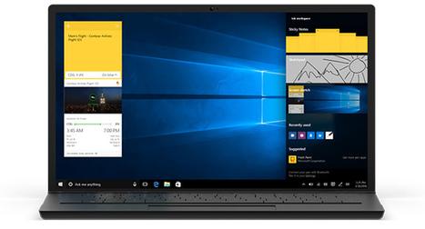 Windows 10 build 14931, download disponibile per gli Insider: le novità | sistemi operativi | Scoop.it