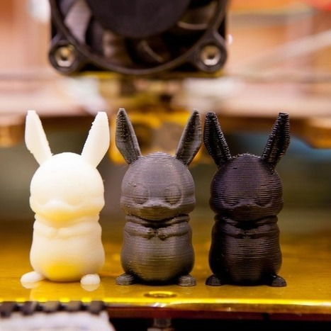 How 3D Printing Actually Works | Tech in teaching | Scoop.it