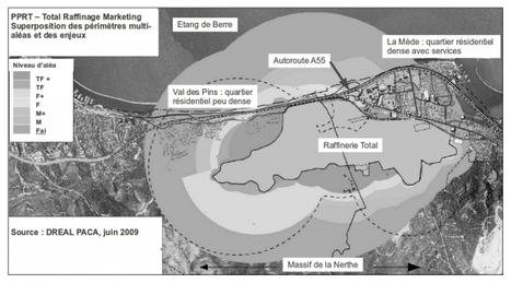 Mobilisations et conflits liés à la maitrise de l'urbanisation autour des industries à risque. Le cas du PPRT de la raffinerie de Provence de Martigues (13) (Territoire en mouvement) | Géographie des conflits | Scoop.it