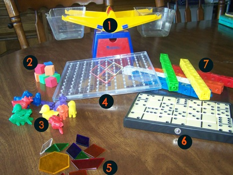 My Favorite Math Manipulatives | The Adventist Home Educator | math in education | Scoop.it