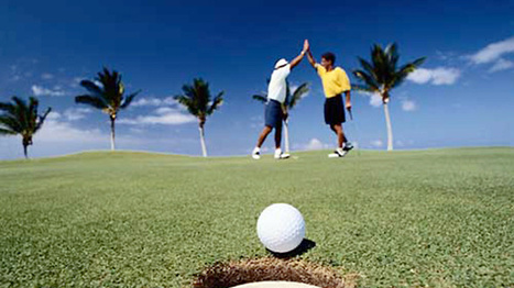 Professionnels du golf, augmentez votre CA - Le Point | Golf | Scoop.it