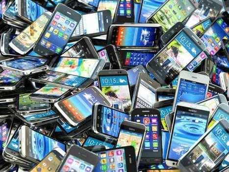 Coup d'arrêt pour le marché mondial des smartphones | Marketing your technologies around the world | Scoop.it