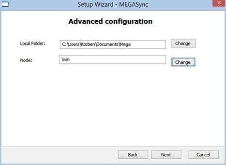 Synchronisez un répertoire Windows avec Mega - Korben   François MAGNAN  Formateur Consultant   Scoop.it