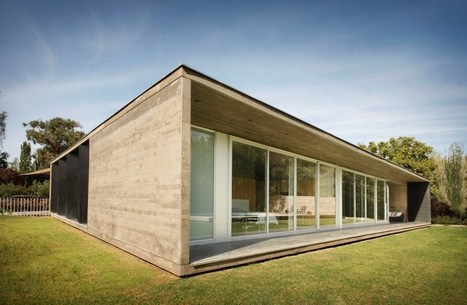 Codina House | sustainable architecture | Scoop.it
