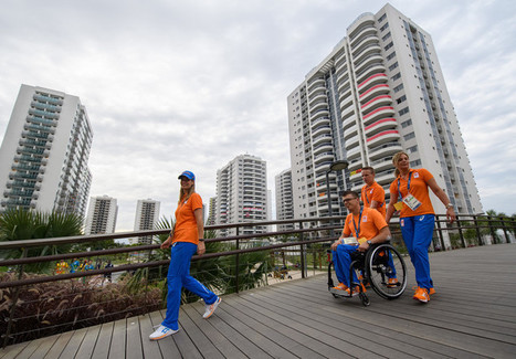 'Grotesque spectacle'? Rio has a long way to go to become more accessible | Educational eAccessibility | Scoop.it
