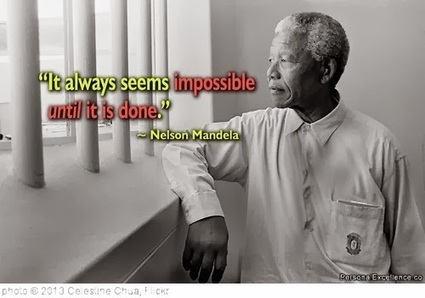 The Best Resources Honoring Nelson Mandela At His Passing…. | Beyond the Stacks | Scoop.it