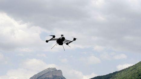 En Grande-Bretagne, des drones débusquent les locataires non-déclarés - RTBF Monde | Espace de robot | Scoop.it
