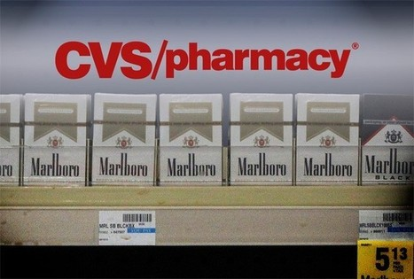 CVS goes tobacco free, focuses on health | the Strategic Foodie | Scoop.it