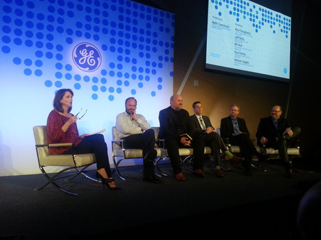 GE teams up with AT&T and Intel to conquer the industrial internet. Here's its plan. | leapmind | Scoop.it