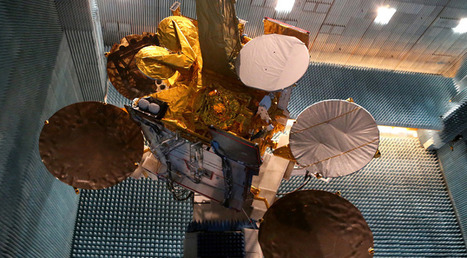 Falcon 9, Proton Failures Tap the Brakes on Eutelsat Growth | SpaceNews.com | The NewSpace Daily | Scoop.it