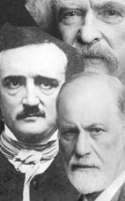 Sigmund Freud, Mark Twain, Edgar Allan Poe, stars de Twitter ! | BiblioLivre | Scoop.it