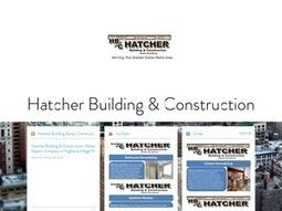 Hatcher Building & Construction | Hatcher Building & Construction | Scoop.it