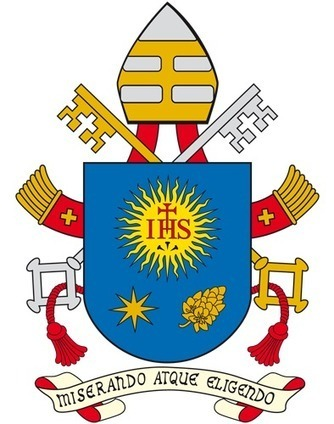 Herald Dick Magazine: Le Pape François modifie son blason ! | Rhit Genealogie | Scoop.it