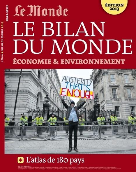 Vient de paraître - « Le Bilan du monde 2013 » : un tour du monde en 220 pages   Vient d'arriver - Vient de paraître   Scoop.it
