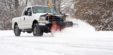 Advantages of Getting Snow plowing in Mississauga | Concrete Base | Scoop.it