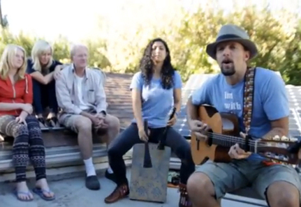 Jason Mraz Sings from My Rooftop in Support of the Climate Reality Project | EcoWatch | Scoop.it