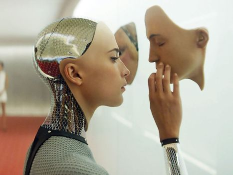 Alex Garland's Ex Machina: can a film about an attractive robot be feminist science fiction? | Young Adult and Children's Stories | Scoop.it