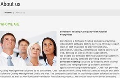 Stumblers Who Like Leading Software Testing Companies | Software Testing | Scoop.it