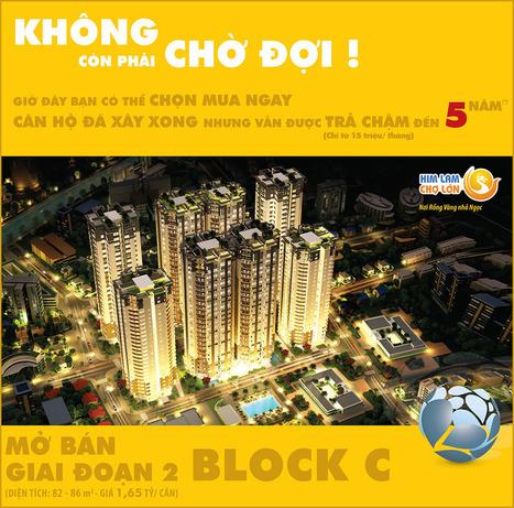 Mở Bán Giai Đoạn 2 Him Lam Chợ Lớn | HIM LAM RIVERSIDE | Scoop.it